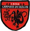 Camporee du Dragon (Guide) à Le Gardeur, 1996